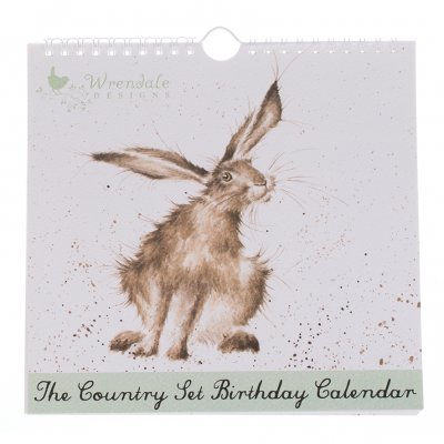 BC001 - Birthday Calendar